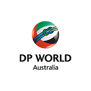 DP World logo image